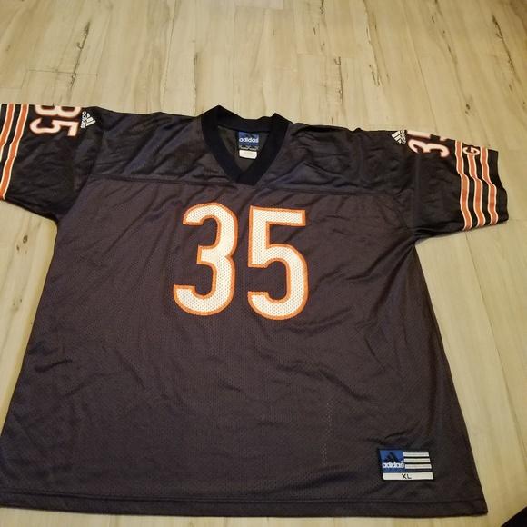 120a4d43b89 adidas Shirts | Nfl Thomas 35 Chicago Bears Men Top Jersey | Poshmark